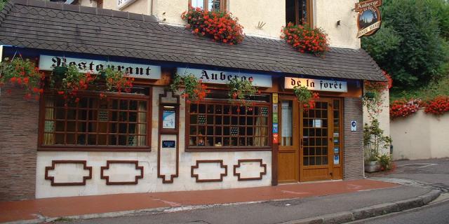 L'Auberge de la forêt est un restaurant à Arques-la-Bataille.