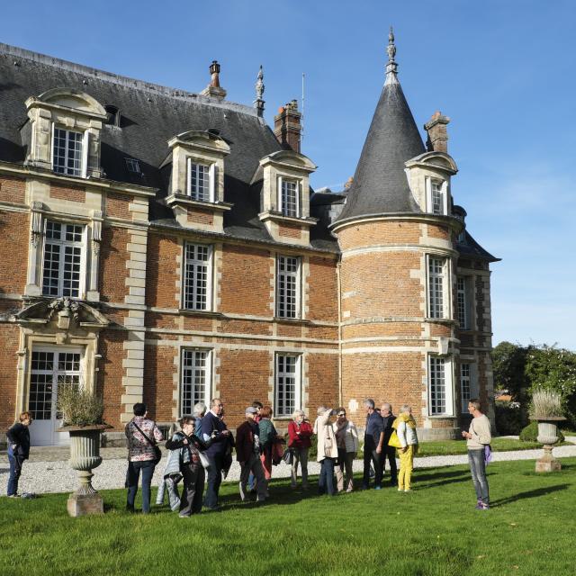 Chateau Miromesnil Eric Benard 5