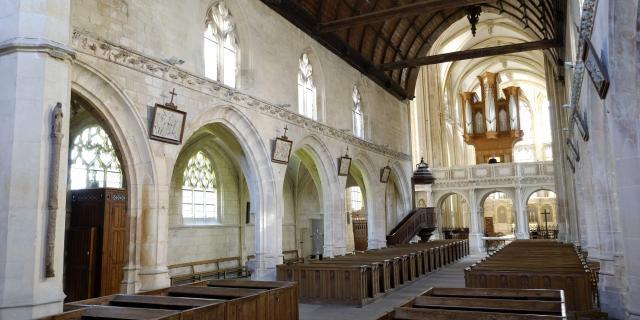 Eglise Assomption Arques La Bataille Eric Benard 4