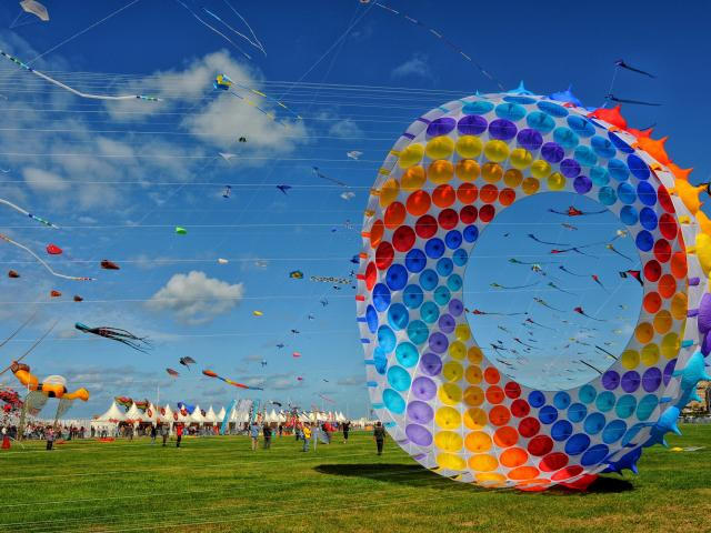 Festival Cerfs Volants Dieppe Yann Pelcat 19