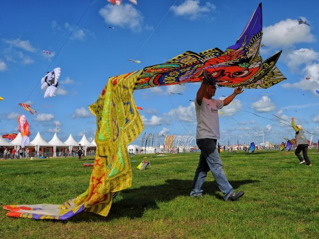Festival Cerfs Volants Dieppe Yann Pelcat 37