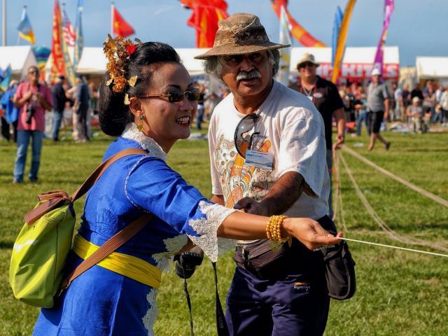 Festival Cerfs Volants Dieppe Yann Pelcat 44