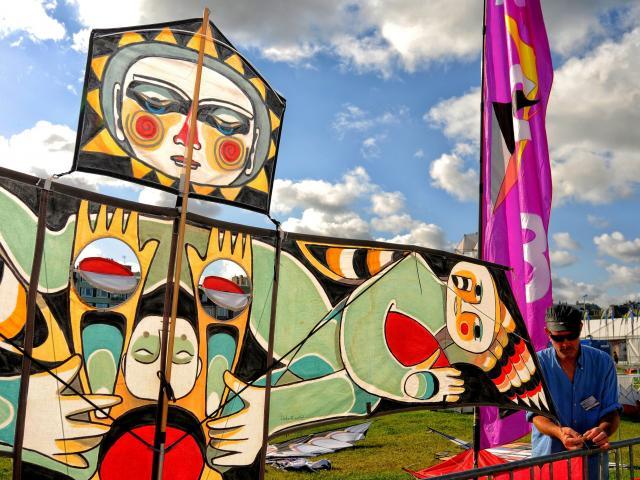 Festival Cerfs Volants Dieppe Yann Pelcat 6