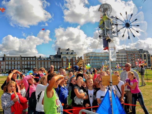 Festival Cerfs Volants Dieppe Yann Pelcat 63
