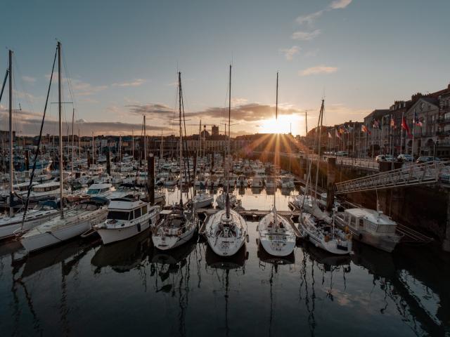 Port De Plaisance Dieppe