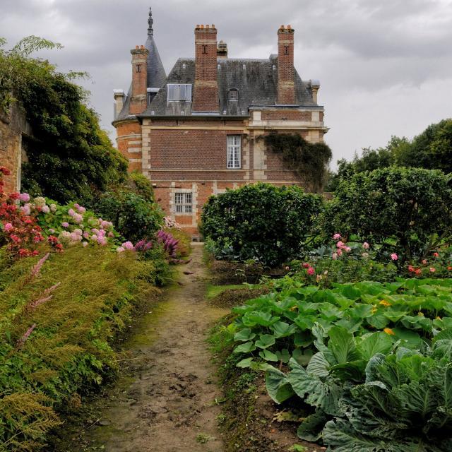 Potager Chateau Miromesnil Yann Pelcat 4