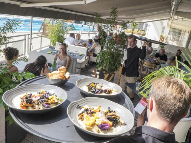 Restaurant O2 Mer Dieppe Eric Benard 1