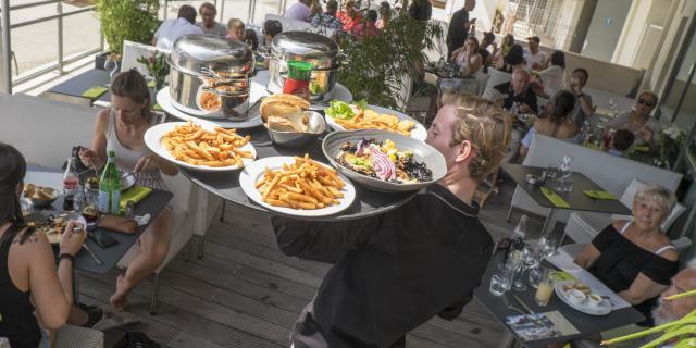 Restaurant O2 Mer Dieppe Eric Benard 3