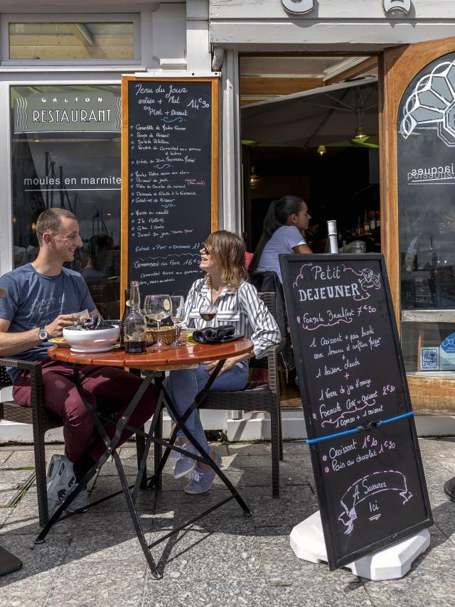 Restaurants Terrasse Port Dieppe Giada Connestari 10