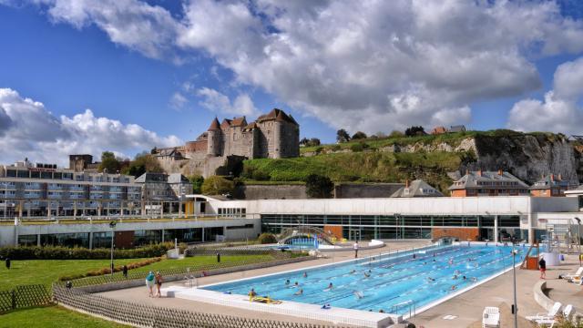 Bains De Dieppe Chateau Piscine Yann Pelcat