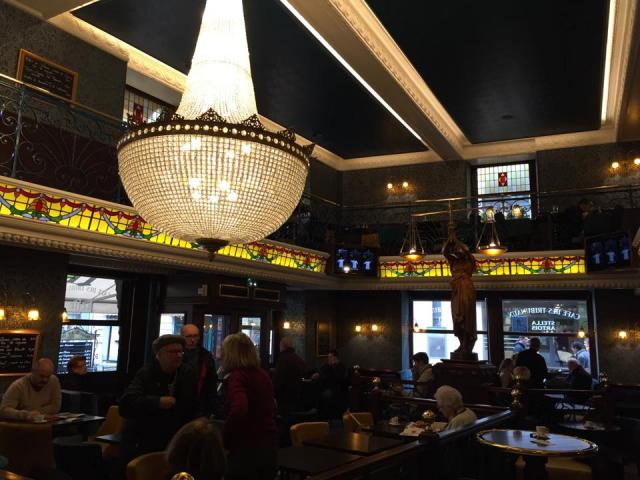 Café Des Tribunaux Dieppe