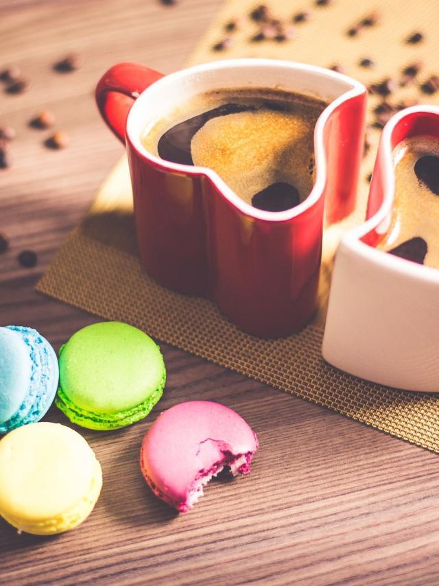 Café Macaron Gouter Pexels Pixabay