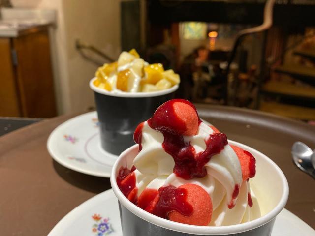 Fronzen Yogurt Entrepot Dieppe