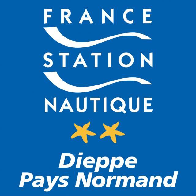 Logo de la Station Nautique Dieppe Pays Normand