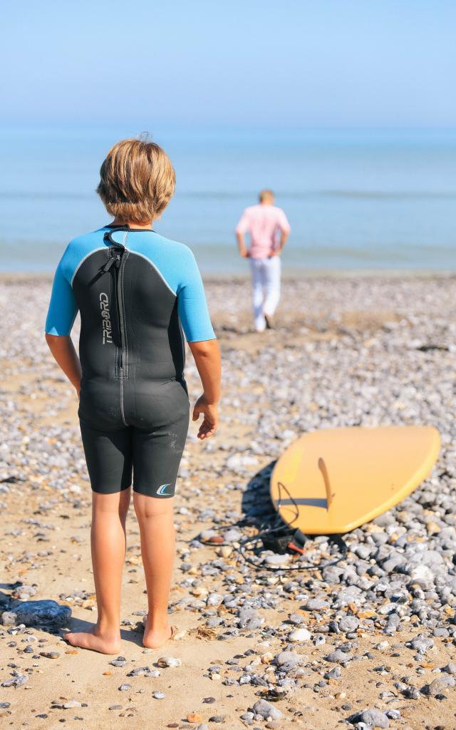 Nautisme Paddle Surfin Pourville Marie Joubert 10