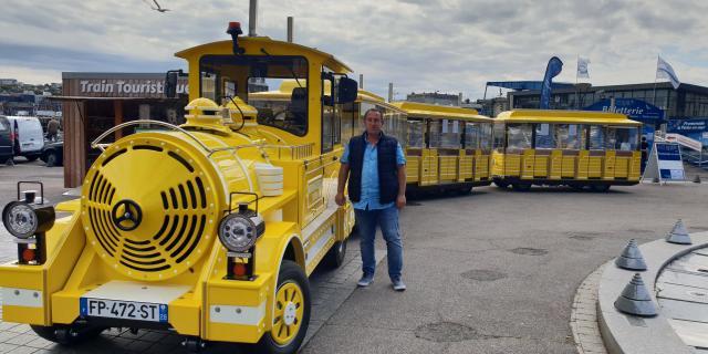 Petit Train Touristique Dnt