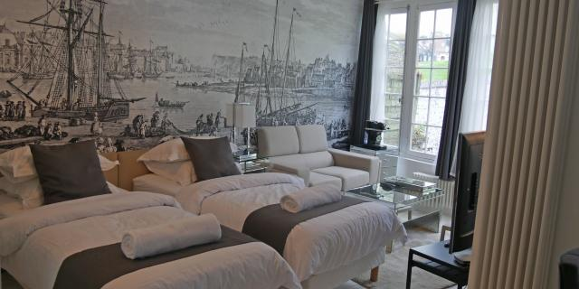 Villa Castel Dieppe Chambre Hote 2