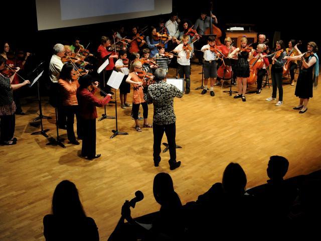 Conservatoire Camille Saint Saens Yann Pelcat 1