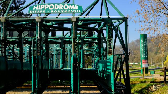 Hippodrome Dieppe Yann Pelcat 1
