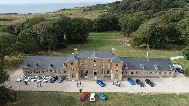 Chateau Ste Marguerite Drone Smart Images