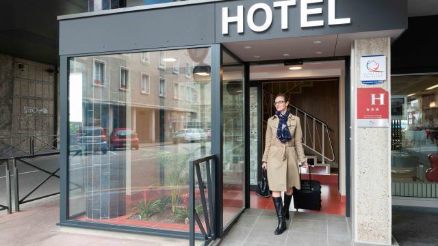 Hotel Europe Dieppe