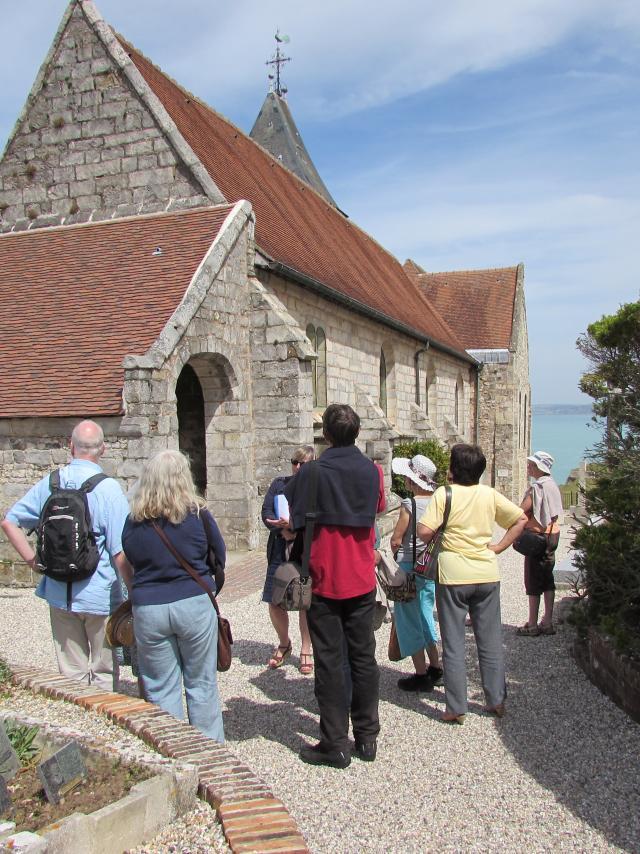Visite guidée Varengeville-sur-Mer