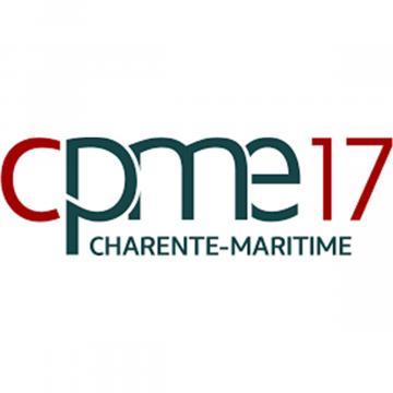 Logo Cpme Charente Maritime