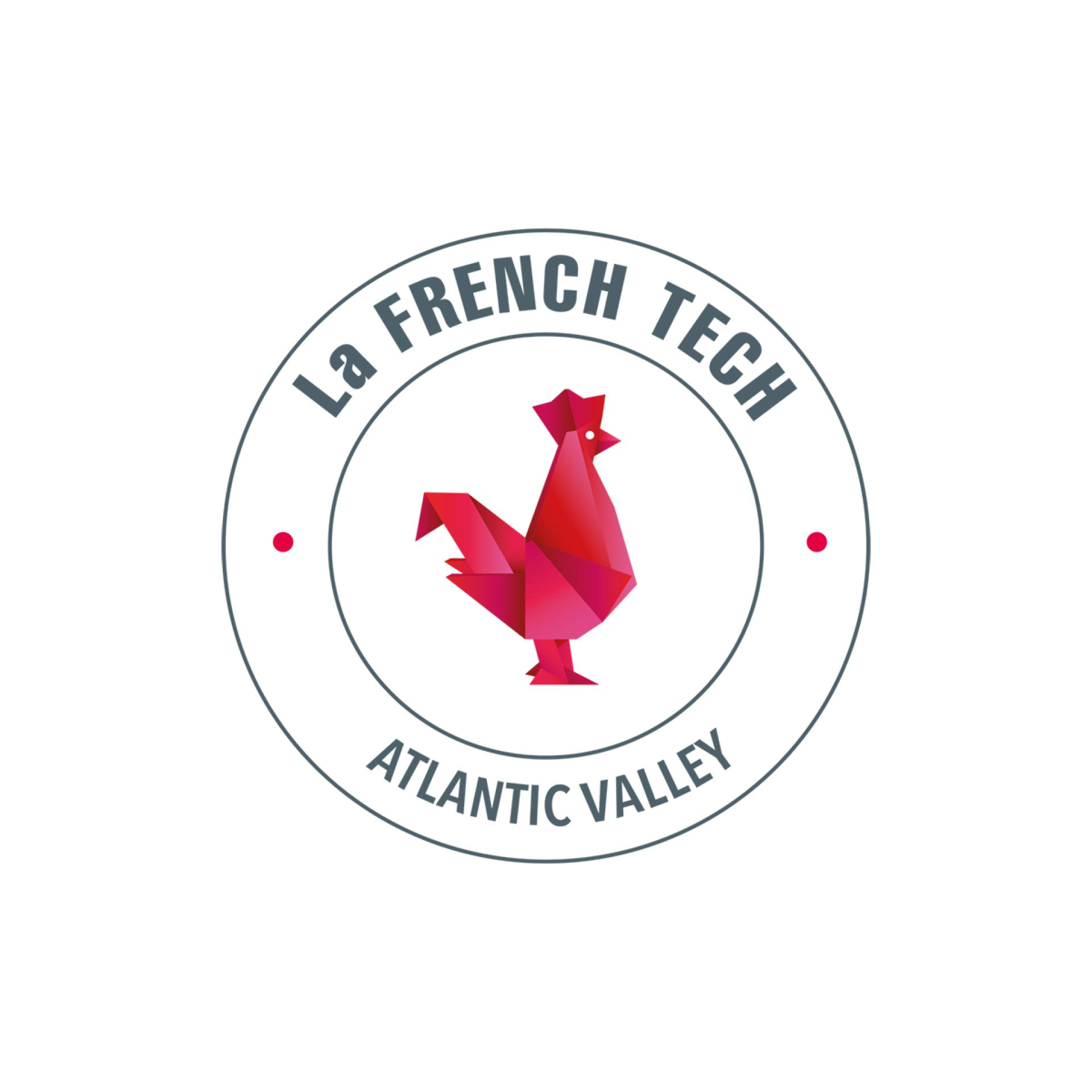 Logo La French Tech Atlantic Valley