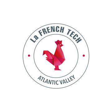 Logo La French Tech Atlantic Valley