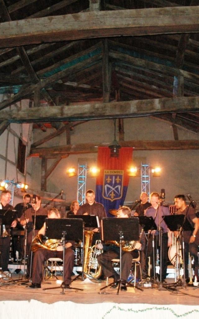 Concert sous les Halles