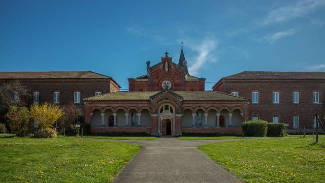 Abbaye Notre Dame des Dombes au Plantay