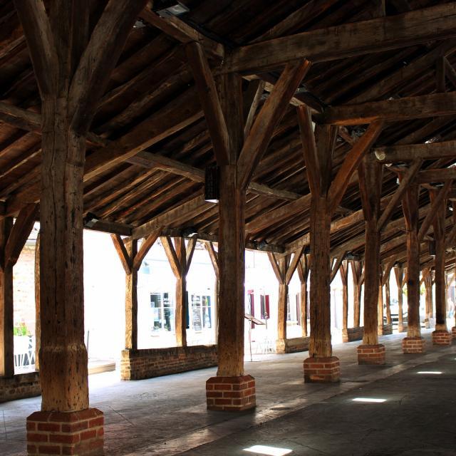 Halles de Châtillon-sur-Chalaronne
