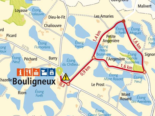 Circuit Bouligneux