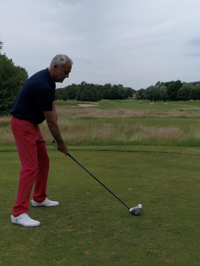 Golf en dombes
