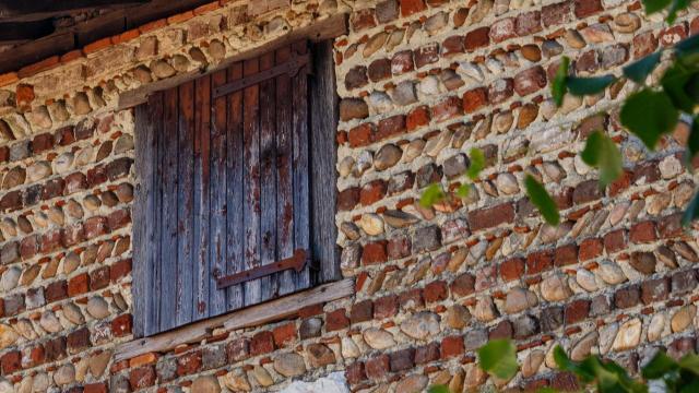 Ferme traditionnelle dombiste