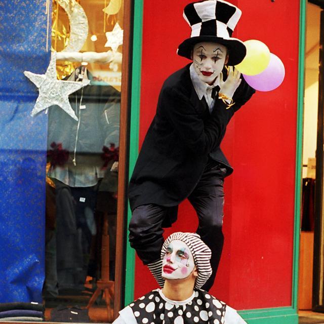 Spectacle de cirque