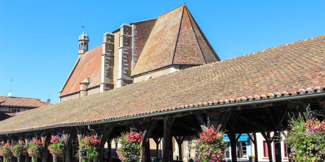 Halles de Chatillon Sur Chalaronne