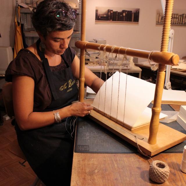 Atelier de reliure d'art In Quarto - Châtillon-sur-Chalaronne
