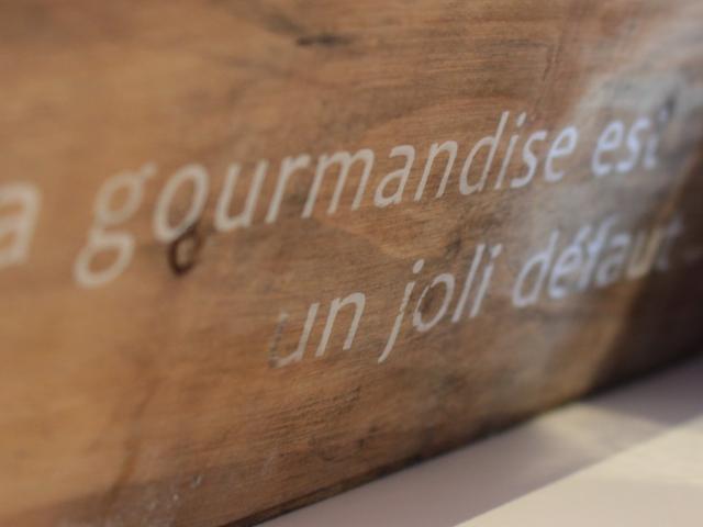 La Boutique du Gourmand à Marlieux