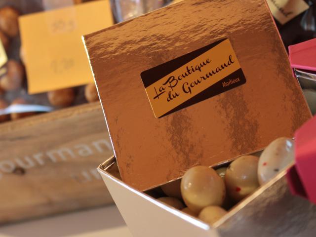 Chocolats de la Boutique du Gourmand à Marlieux
