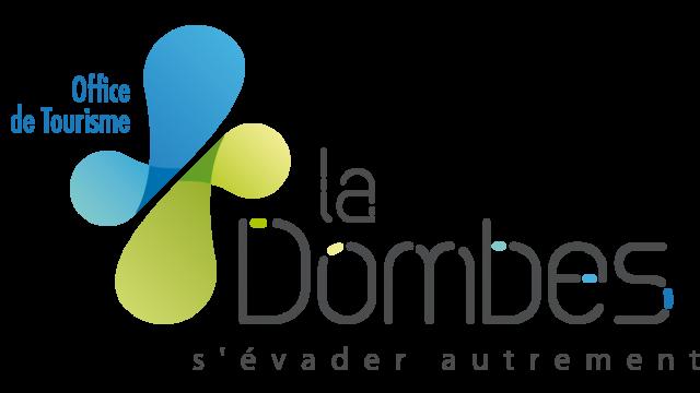 Logo de l'Office de Tourisme - Dombes Tourisme