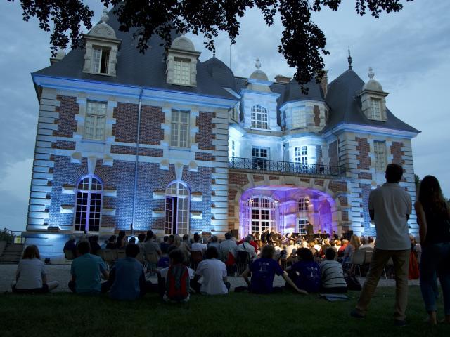 Concert Cuivres en Dombes au Château de Joyeux