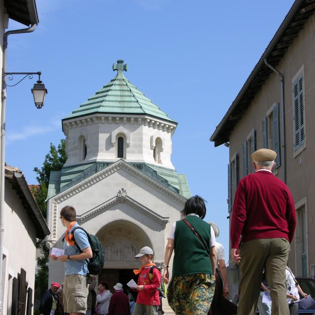 Chapelle du Coeur à Ars sur Formans