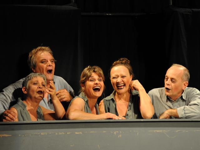 Festival National de Theatre Contemporain Amateur en Dombes