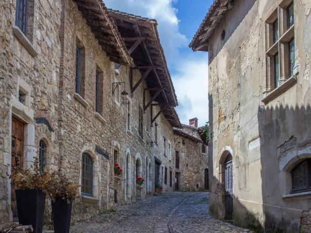 Perouges Cite Medievale