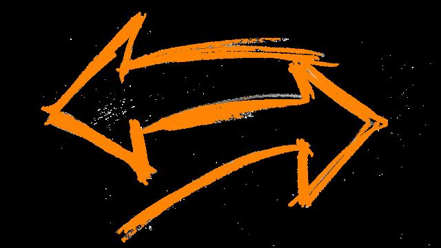 Flèche Orange