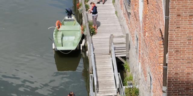 Bateaux Promenades 2 Douai Douaisis Nord France (c) Ad Langlet