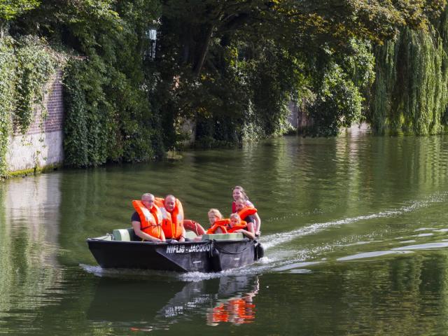 Bateaux Promenades Douai Douaisis Nord France (c) Ad Langlet