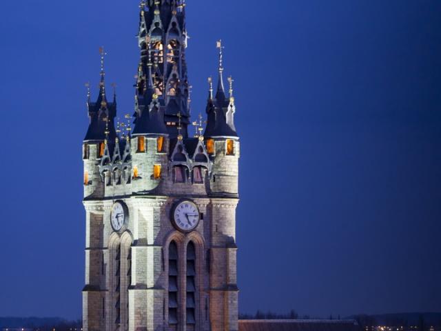 Beffroi Carillon 3 Moyen Age Douai Douaisis Nord France (c) Ad Langlet