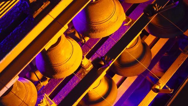 Beffroi Carillon Cloches Moyen Age Douai Douaisis Nord France (c) Ad Langlet